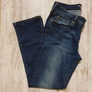 Denizen by Levi's straight leg jeans- 12S